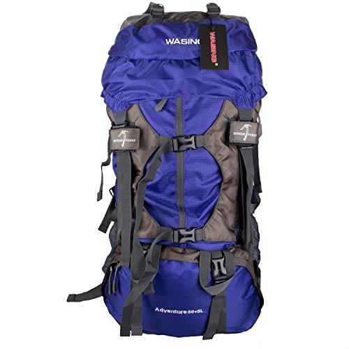 Aluminum Backpack Frame - 5