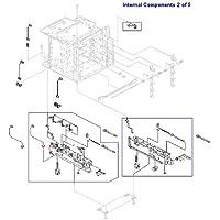 Sparepart: HP 17T Gear, RS7-0139-000CN