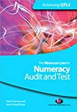 The Minimum Core for Numeracy : Audit and Test, Patmore, Mark and Woodhouse, Sarah, 1844452727
