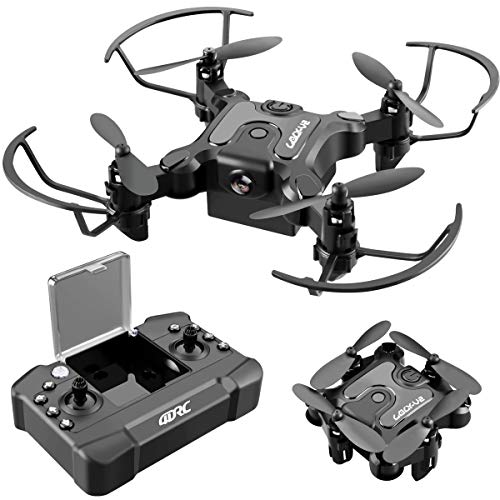 4DRC-V2-Mini-Drone-for-Kids-and-Beginners-RC-Foldable-Nano-Pocket-Quadcopter-Boys-and-Grils-Toys-with-Altitude-Hold-Headless-Mode-3D-Flips-One-Key-Return-and-Speed-Adjustment-and-Extra-Batteries
