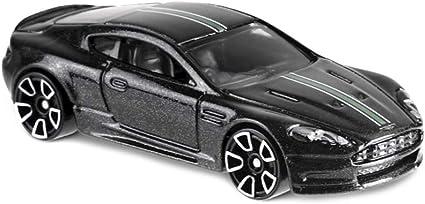 Amazon Com Hot Wheels 2019 Hw Exotics Aston Martin Dbs Black 224 250 Toys Games