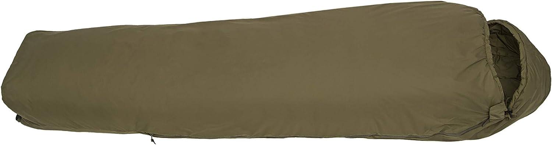 Carinthia Tropen Sac de Couchage d/ét/é Militaire Tactique Compact et ultral/éger avec Moustiquaire Kaki