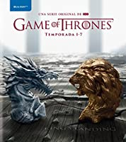 Game Of Thrones: Temporadas 1-7 (Blu-ray)