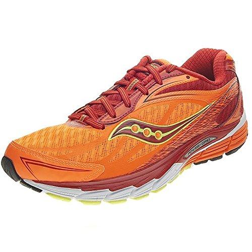 Saucony - Zapatillas de running para hombre Red / Orange / Citron