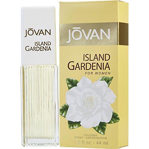 JOVAN ISLAND GARDENIA by Jovan COLOGNE SPRAY 1.5 OZ Package Of 2