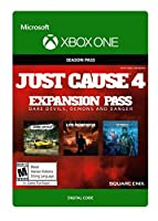 Just Cause 4: Expansion Pass - Xbox One [Digital Code]