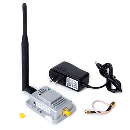 2.4GHz 2W WiFi Wireless 802.11b/g/n Signal Router Booster Broadband Amplifier