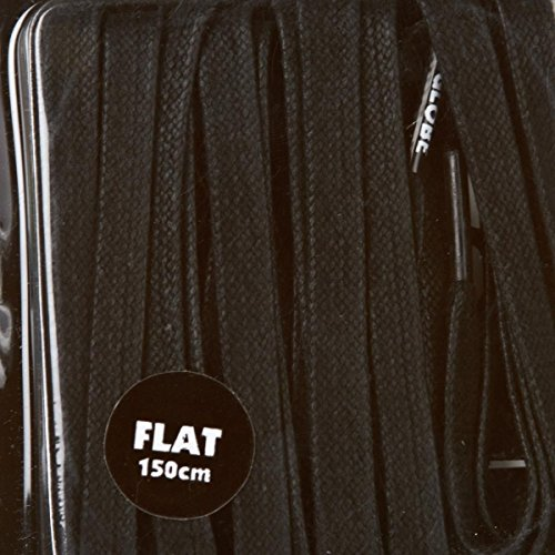 Globe Waxed Laces - Wax Black by Globe