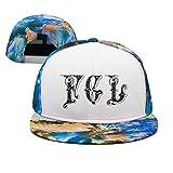 BenS Oscar Unisex FGL Florida Georgia Line Flat-Brim Baseball Caps Snapback Adjustable Hat