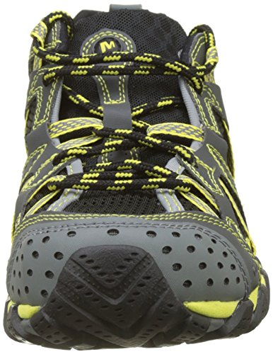 2e777191001b Merrell Men s Watepro Maipo Low Rise Hiking Shoes Black  Amazon.co.uk  Shoes    Bags