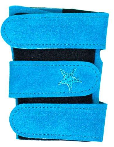 Ginnasta USA Power Ups Power Up Gymnastics Wrist Supports, Turquoise, S