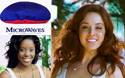 Steam & Style Heat Cap (Microwave Hair Conditioning Cap compare prices)