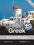 Learn Greek %2D Survival Phrases Audio C...