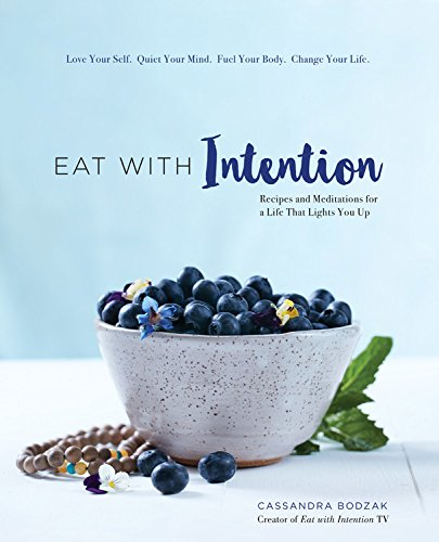 Eat Intention Recipes Meditations Lights product image