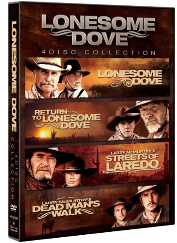 Lonesome Dove 4 Pack by Sonar Entertainment