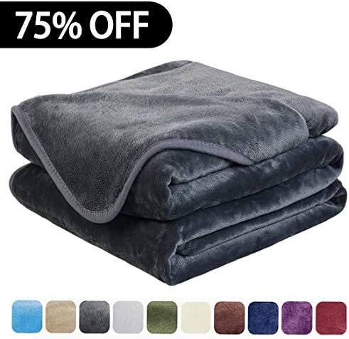 EASELAND Blanket Microplush Lightweight Blankets product image