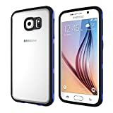 Galaxy S6 Case, ITSKINS Venum Reloaded for Samsung Galaxy S6 - Black/Blue