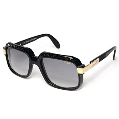 f8e1f96c3f2 Amazon.com  Cazal 607 3 Sunglasses 607 Black Diamond Legend (502 ...