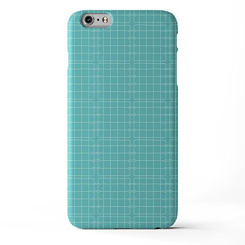 Koveru Back Cover Case for Apple iPhone 6 Plus - Male and Female Green Fencing
