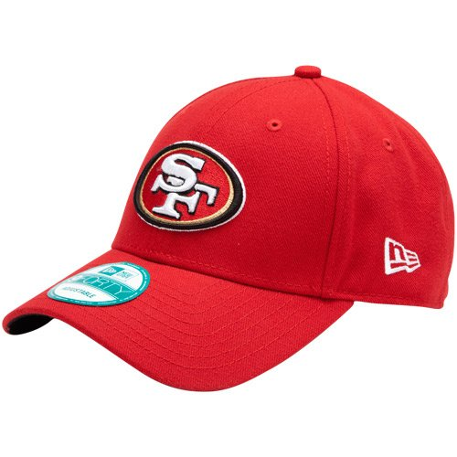 e39a737f2 New Era NFL SAN FRANCISCO 49ers The League 9FORTY Game Cap  Amazon.co.uk   Sports   Outdoors
