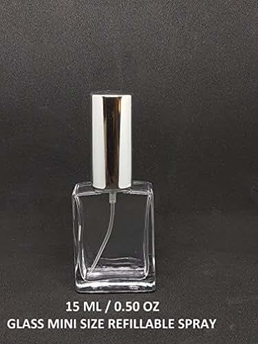 Le labo Santal 33 Samples Only EDP (1,2,5,10,15 ml) Mini Travel Size Spray 100% Authentic Pick UR Size (15 ml / 0.50 oz)
