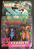 The Incredible Hulk Smash and Crash Leader by Toy Biz