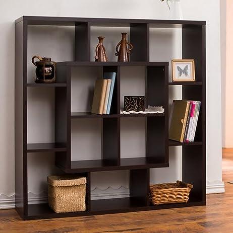 Amazon.com: Furniture of America Aydan Contemporary Modern Square ...