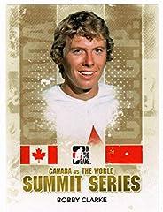 Bobby Clarke (Hockey Card) 2011-12 ITG Canada vs The World Summit Series # SS-02 Mint
