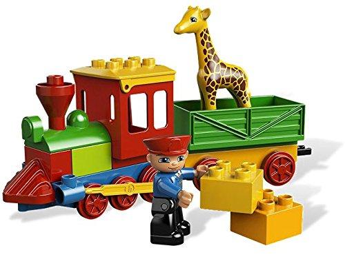 Lego Duplo Eisenbahn 6144 - Mein erster Schiebezug
