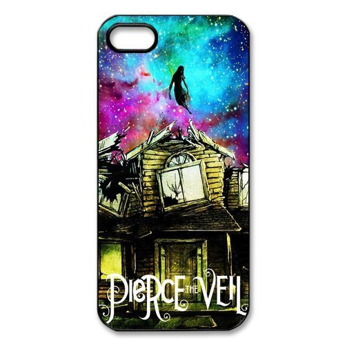 Band Music Punk Rock T-shirt - Artsalong Pierce the Veil Nebula Nice Design Collection Best Durable Case Cover fits for Apple iPhone 5/5s