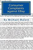ebay contact - Consumer Complaints against EBay: The Best of over a Million Consumer Complaints against EBay