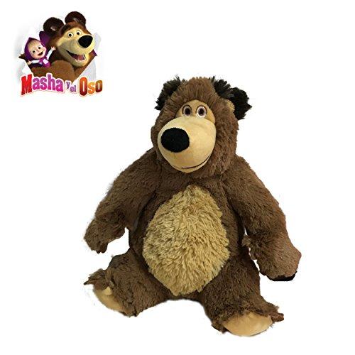 Masha and the Bear 25cm Masha Soft Toy