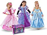 Princess Factory by Teetot Magical Princess Dress Up Trunk