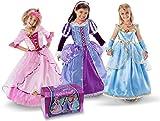 (US) Princess Factory by Teetot Magical Princess Dress Up Trunk