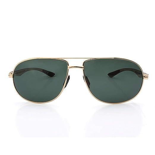 Personalidad Gafas de sol for hombre Con paquete Caja ...
