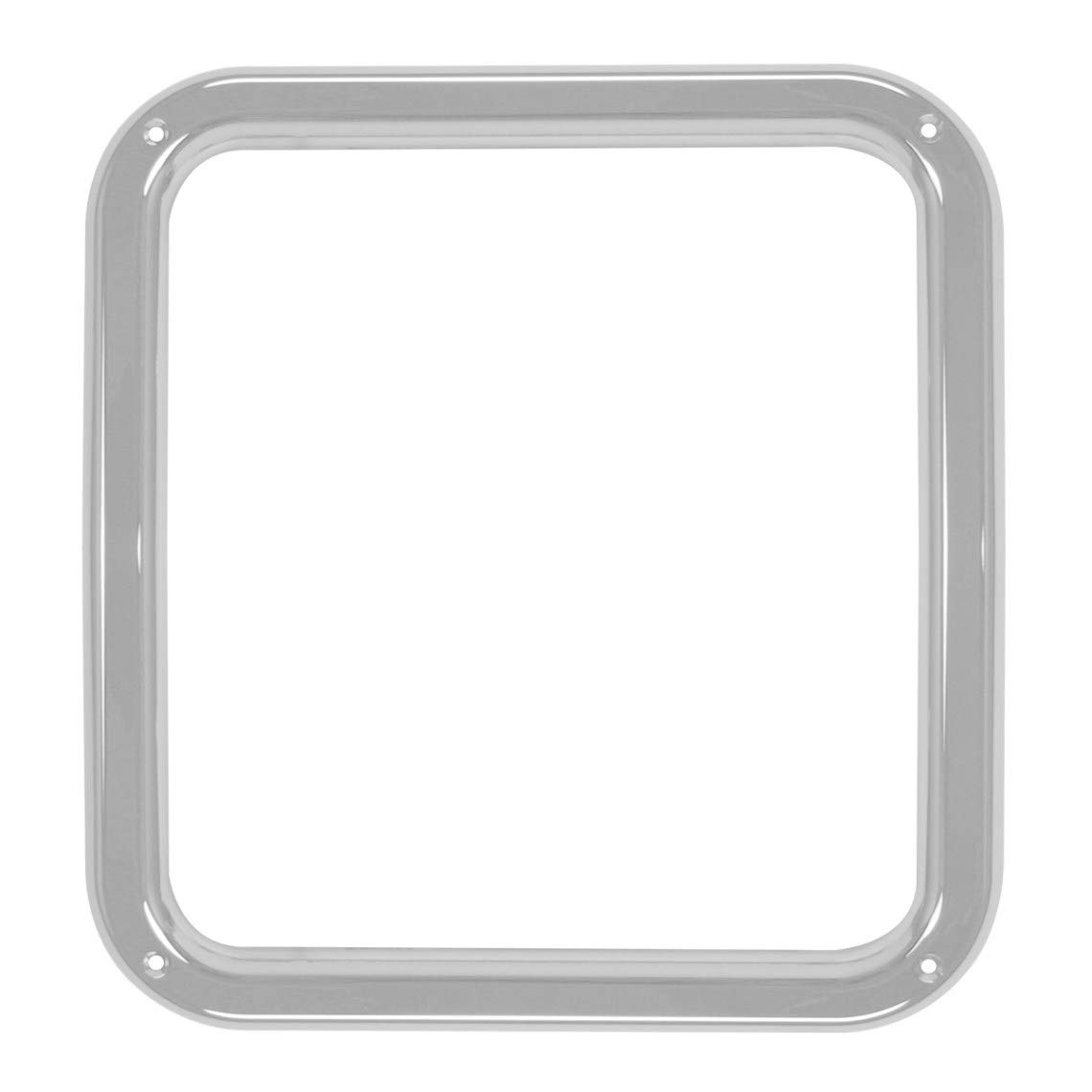 KW W900s GG Grand General 97555 Chrome Plated Plastic Outside Daylight Cab Door Window Trim
