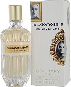New Item GIVENCHY EAU DEMOISELLE EDT SPRAY 3.4 OZ EAU DEMOISELLE GIVENCHY EDT SPRAY 3.4 OZ W