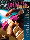 Rock Anthology: Guitar Play-Along Volume 81 Bk/Online Audio