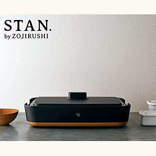 ZOJIRUSHI Electric Griddle (Electric Hot Plate)''STAN.'' (BLACK) EA-FA10BA【Japan Domestic Genuine Products】【Ships from Japan】 by ZOJIRUSHI (Image #4)