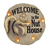 Spoontiques Nut House Stepping Stone For Sale