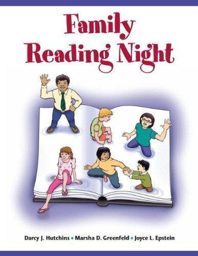 Family Reading Night by Marsha D. Greenfeld (2007-12-13)