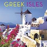 2019 GREEK ISLES Wall Calendar