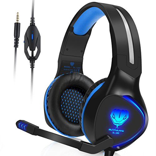 Butfulake Gaming Over-Ear