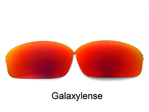 9c9f4977c4 Galaxy Replacement Lenses For Oakley Half Wire 2.0 Sunglasses Red Polarized