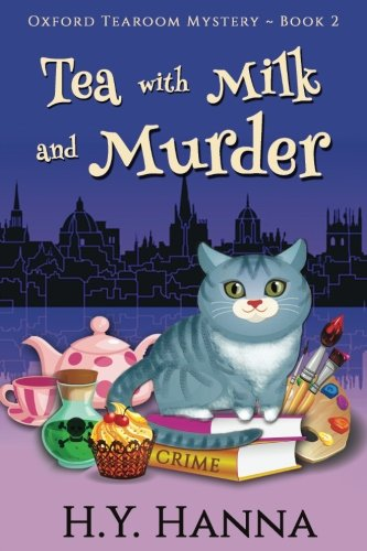Milk Murder Oxford Tearoom Mysteries product image