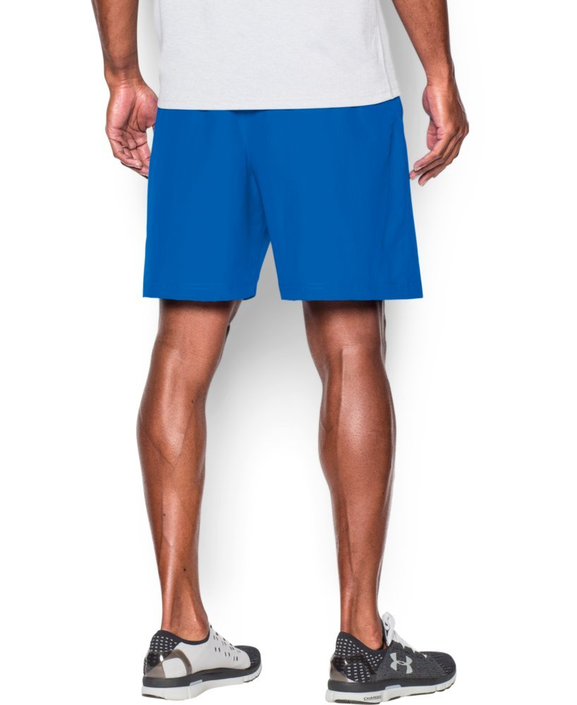 Under Armour UA Launch 7'' 2 for $40 SM Ultra Blue by Under Armour (Image #2)