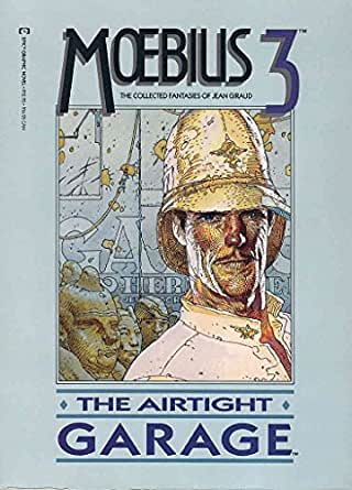 Moebius #TPB 3 VF/NM ; Epic comic book