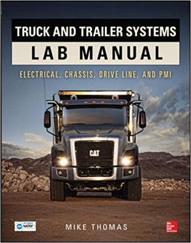 Book Truck and Trailer Systems Lab Manual