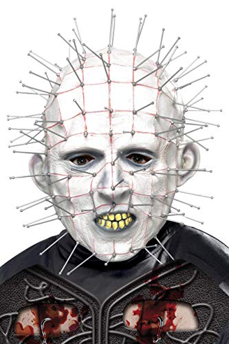 Smiffys Officially Licensed Pinhead Mask]()