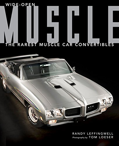 Wide-Open Muscle: The Rarest Muscle Car Convertibles (Best 1970s Muscle Cars)